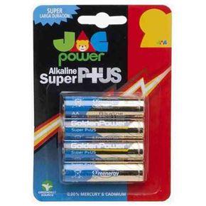 Pack de pilas superalcalinas r-6 (4 unidades) - 93620006