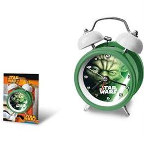 Reloj campanas 9cm yoda - 12414067