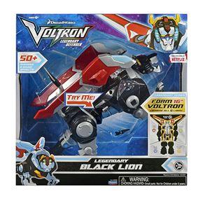 Voltron-black lion con voz - 23406385