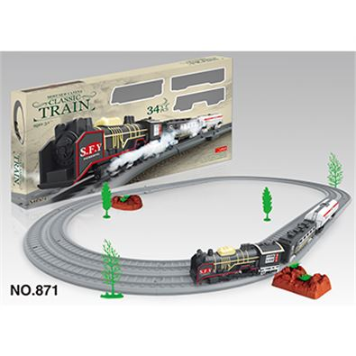 Circuito tren 34 piezas - 97200871