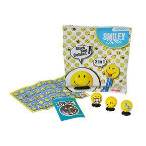 Smiley sobre coleccion display
