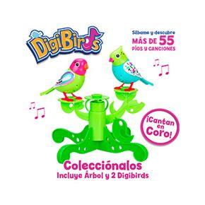 Digibird arbol colección 3