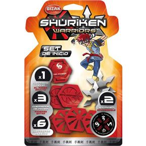 Shuriken - starter set - 03500041
