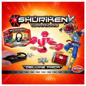 Shuriken - deluxe pack - 03500042
