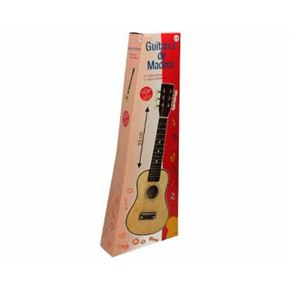 Guitarra madera 55cm