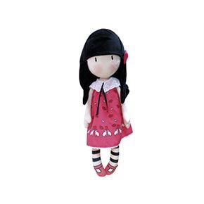 Muñeca roja gorjuss
