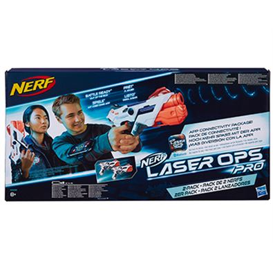 Nerf laser ops pro alphapoint two pack - 25549967