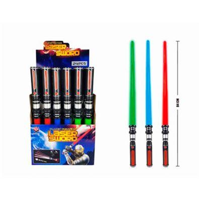 Espada espacial con luz y sonido - 87890580