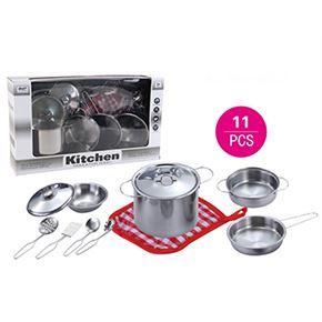Accesorios cocina inoxidable 11 pz - 87868573