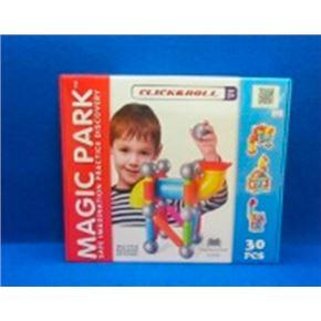 30 piezas construcciones magneticas - 87805229