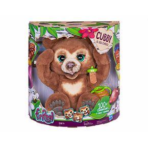 Frr cubby bear oso curioso