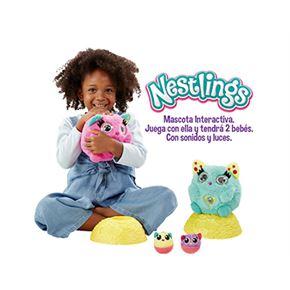 Nestlings pink - 14732240