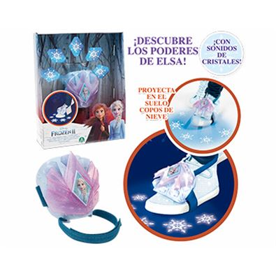 Frozen 2 magic ice steps - 23407896