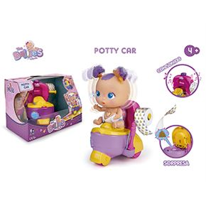 Bellies potty car - 13006969