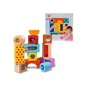 Eichhorn bloques de madera colores