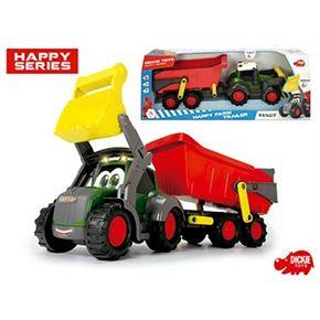 Tractor remolque infantil 65cm