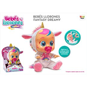 Bebés llorones unicornio dreamy - 18099180