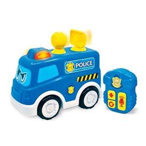 Coche policia rc