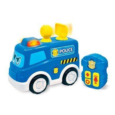 Coche policia rc - 92313542