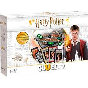 Cluedo harry potter white