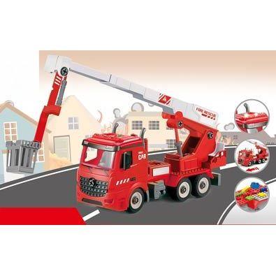 Camion bomberos luz y sonido - 87815815