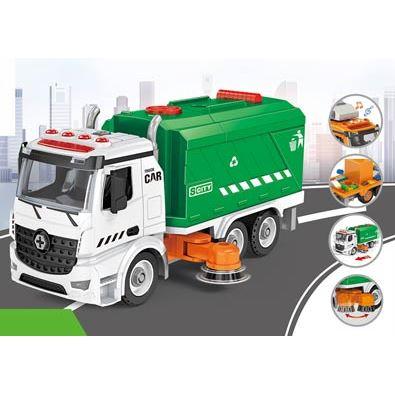 Camion basura luz y sonido - 87815820