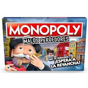 Monopoly malos perdedores