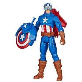 Avengers titan hero capitan america