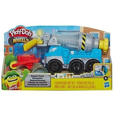 Play-doh camion de cemento - 25564255