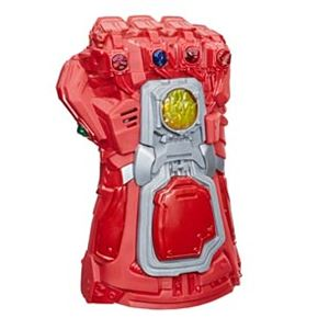 Avengers red guantelete elecon