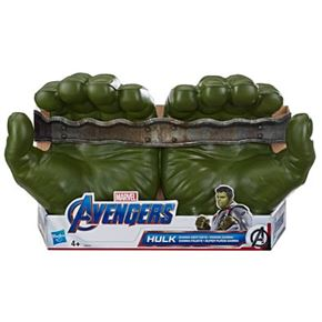 Avengers hulk guantes