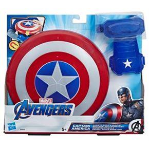 Avengers escudo y guantes magneticos