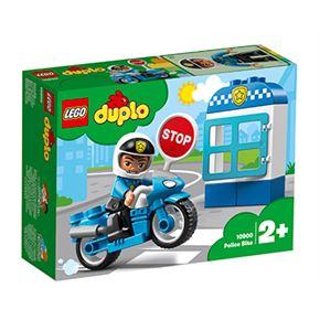 Duplo moto de policia