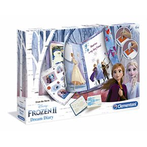 Frozen 2 diario de frozen