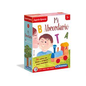 Aprendo el alfabeto +3 años - 06655315