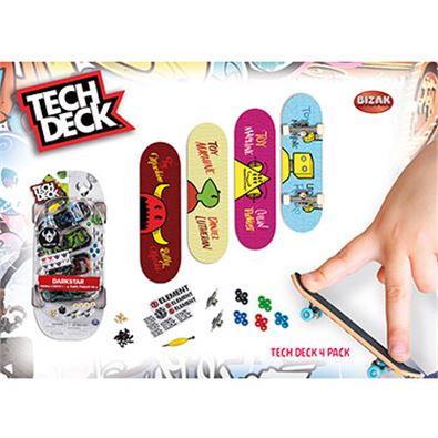 Tech deck 4 pack - 03503610