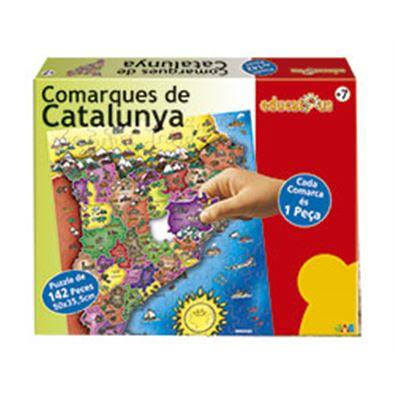 Comarques de catalunya - 99855502