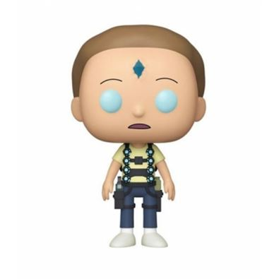 Funko pop! death crystal morty - rick and morty - 00944249