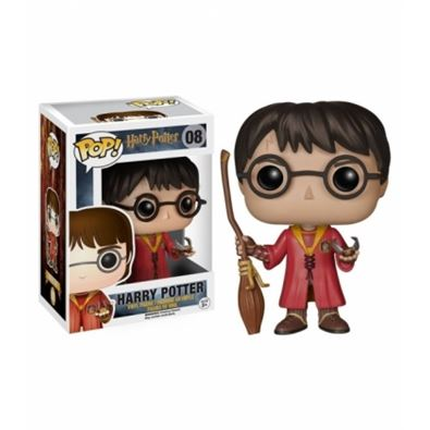 Funko pop! 008 harry potter in quidditch outfit - 00905902
