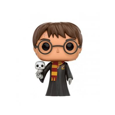 Funko pop! 031 harry potter with hedwidg - 00905902