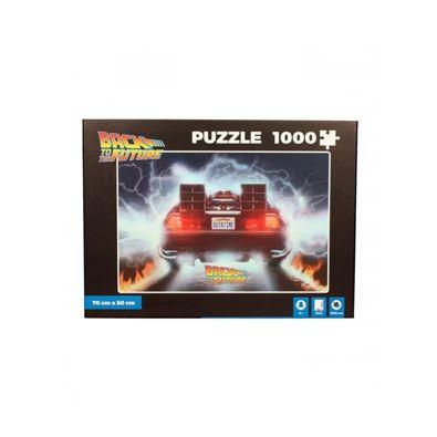 Delorean out a time puzzle regreso al futuro - 00922323