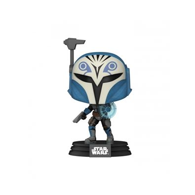Funko pop! 412 clone wars - bo-katan - star wars - 00952026