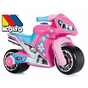 Moto nueva niña