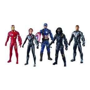 Avengers figuras titan hero