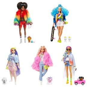 Barbie extra surtido