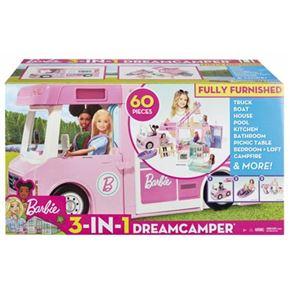 Autocaravana de barbie - 24579686