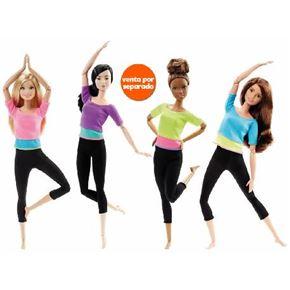 Barbie movimientos sin limites surtido