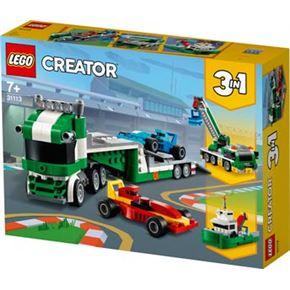 Lego creator transporte de coches de carreras - 22531113