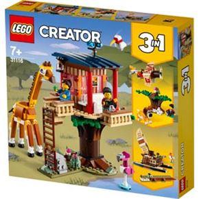 Lego creator casa del árbol en la sabana - 22531116