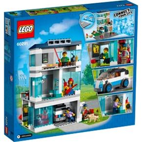Lego city moderna casa familiar - 22560291